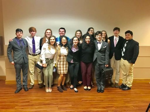 DHS Mock Trial Places Second in Region