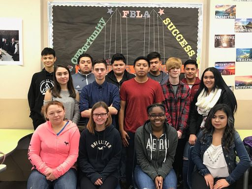 Morris Innovative High School FBLA and Business Students Receive National Recognition