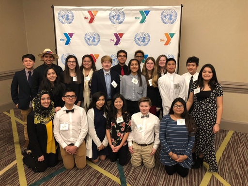 DMS Wins Overall School at Jr. Georgia United Nations Assembly