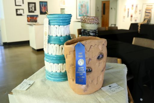 DPS Art Recognized Through Creative Art Guild 2018 Student Expo