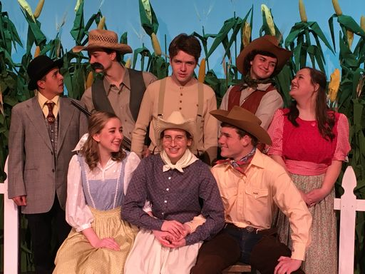 "DHS Players Present Iconic American Musical ""Oklahoma"""