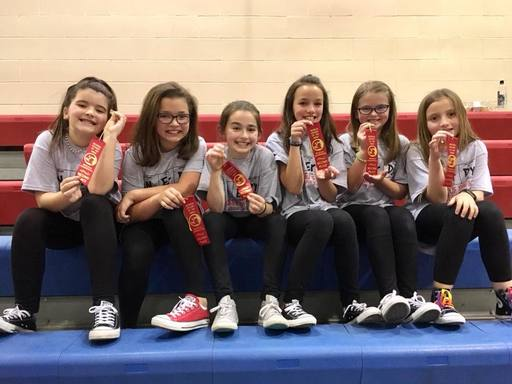 DPS Teams Place 4th in Odyssey of the Mind State Tournament