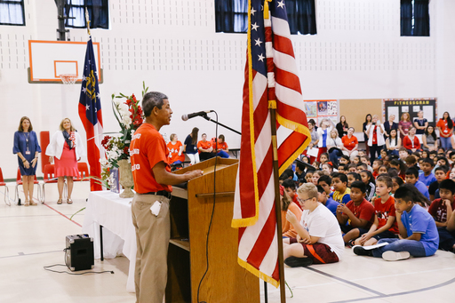 "Park Creek Celebrates ""Mr. Carlos"" Castaneda's Recent U.S. Citizenship"