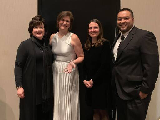 Jennifer Phinney Named Junior Achievement Educator of the Year