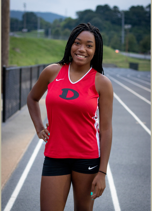 Ebony Henson: DHS Senior Spotlight 2019