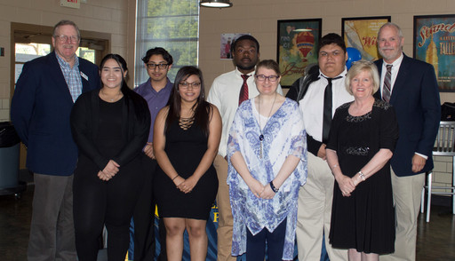 MIHS Celebrates FBLA Awards Banquet