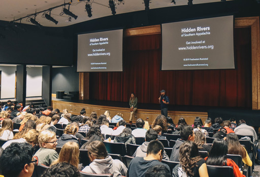 Documentary Filmmaker Visits Dalton High School