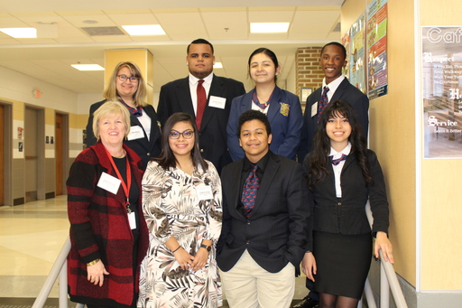 Morris Innovative High School FBLA Chapter Competes at Region Leadership Conference