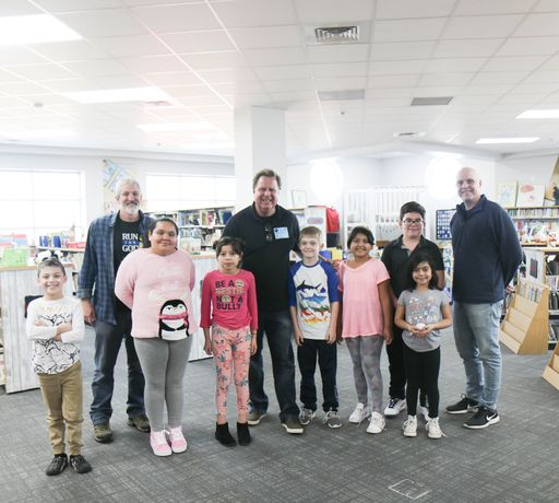 City Park Students Learn Good Character at Club Life