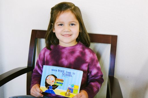 Brookwood Student Publishes First Book