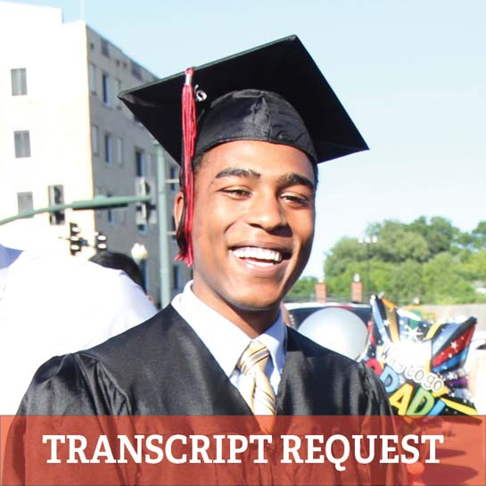 Transcript Request Picture